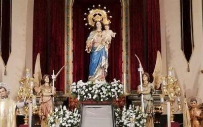 Estos son los actos previstos para este lunes en honor a María Auxiliadora de Córdoba